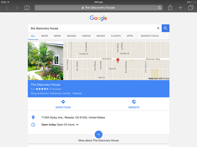 google-ios-interface-local