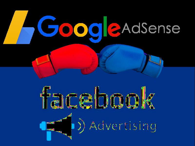 googleadsensevsfacebookads