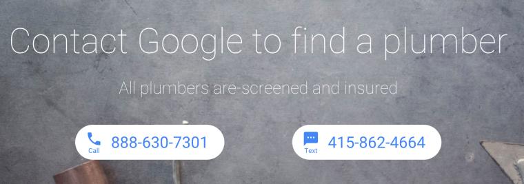 google-call-text-experiment