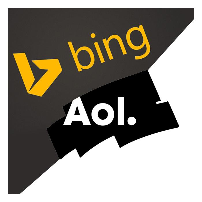 bing+AOL